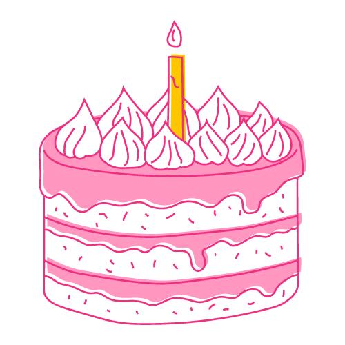 Animación para cumpleaños